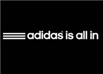 ADIDAS Is all in!