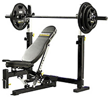 Benchpress lavice