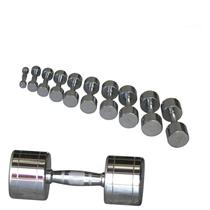 Sada jednoručních činek ARSENAL chrom 1-10 kg