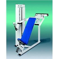 Posilovací stroj HBP 2080f - prsní svaly/tlak v sedě