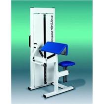Posilovací stroj HBP 3010f - scott/biceps