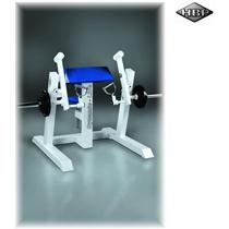 Posilovací stroj HBP 3010 DS - scott/biceps/nezávisle