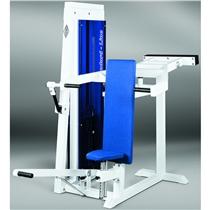 Posilovací stroj HBP S0116 - tlaky na ramena