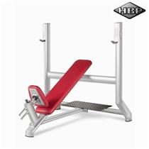 Profesionální lavice HBP A217 - benchpress 45° hlavou nahoru