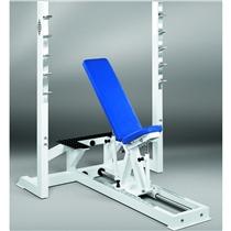 Profesionální polohovací lavice se stojany HBP S0211