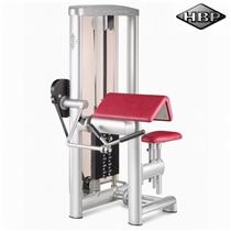 Posilovací stroj HBP A301 - scott/biceps/ 45°
