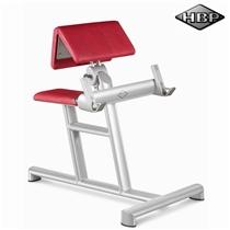 Profesionální lavice HBP A303 - scott/biceps v sedě