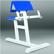 Profesionální scottova lavice HBP S0303 - biceps/v sedě