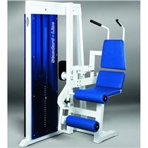 Posilovací stroj HBP S0503 - břišní svalstvo/komplet