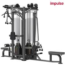 Posilovací stroj IMPULSE - multifunkční věž 4x95kg