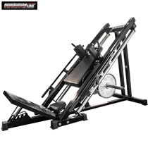 BARBARIAN Leg press/Hack dřep BB-9091
