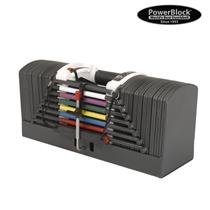 Nakládací činky Power Block Sport 1 – 22,5 kg - pár
