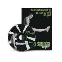 JORDAN ACADEMY*ART OF STRENGHT* KETTLEBELL DVD: NEWPORT