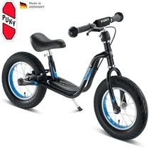 Odrážedlo s brzdou PUKY Learner Bike LR XL černá/modrá