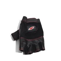 JORDAN Vzpěračské rukavice černé - krátké, vel. L