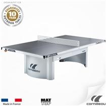 Stůl na stolní tenis CORNILLEAU Pro 510 outdoor šedý