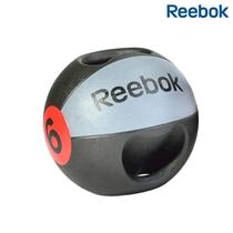 Medicinball dvojitý úchop 6 kg Reebok Professional