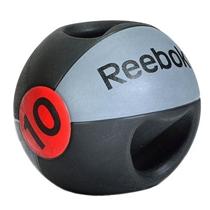 Medicinball dvojitý úchop 10 kg Reebok Professional