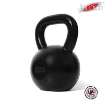 Kettlebell litinový JORDAN Fitness Cast iron 6 kg