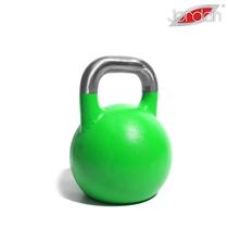 Kettlebell JORDAN Fitness Competition 24 kg zelený