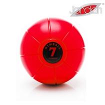 Gumový medicinball JORDAN LOUMET 7 kg červený