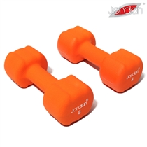 Činka JORDAN aerobic 8 kg oranžová