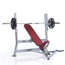 Posilovací lavice TUFF STUFF Incline press bench