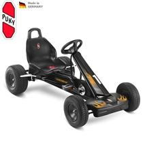 Dětská šlapací kára PUKY Cart AIR F 1L černá
