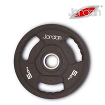 Olympijský kotouč JORDAN gumový 5 kg