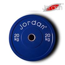 Bumper kotouč odhazovací JORDAN 20 kg modrý