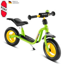 Odrážedlo PUKY Learner Bike Medium LR M Plus zelená