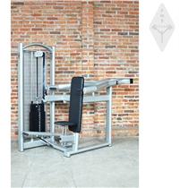 Posilovací stroj HBP T 116 - tlaky na ramena