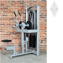 Posilovací stroj HBP T 207 na prsní svaly