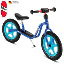 Odrážedlo PUKY Learner Bike Standard LR 1L modrá fotbal
