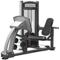 Posilovací stroj Stehna IMPULSE Leg press 91 kg