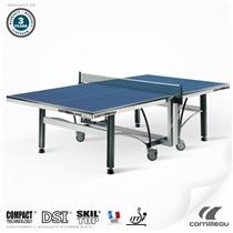 Stůl na stolní tenis CORNILLEAU ITTF Competition 640 indoor modrý