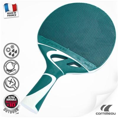 Pálka na stolní tenis CORNILLEAU Tacteo 50 Zelená