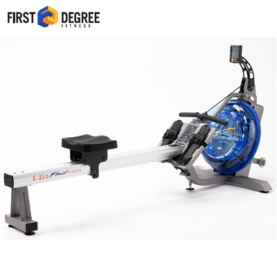 Veslařský trenažér FIRST DEGREE Fluid Rower E216