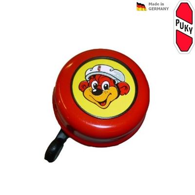 Zvoneček pro tříkolky, WUTSCHe a PUKYLINO Puky červený