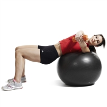 gymball jordan fitness - cviky s cinkou