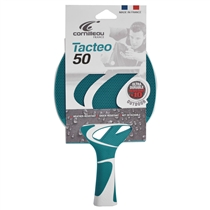 palka na stolni tenis cornilleau tacteo 50 outdoor zeleny obal