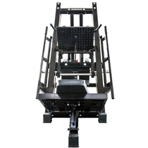 BARBARIAN Leg press/Hack dřep BB-9091 4