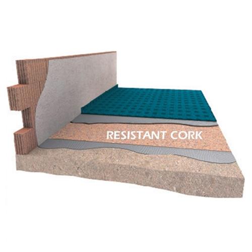 Damtec Resistant cork