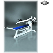Posilovací stroj HBP 2020 DS - prsní svaly/kladka v leže