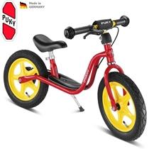Odrážedlo s brzdou PUKY Learner Bike LR 1L BR červené