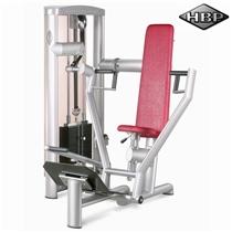 Posilovací stroj HBP A204 - benchpress/v sedě