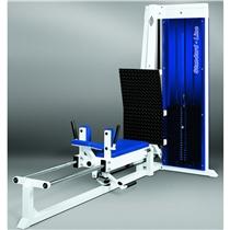 Profesionální posilovací stroj HBP S0409 - Horizontální leg press