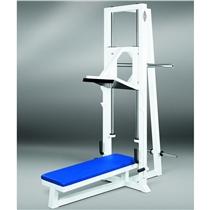Leg press HBP S0414/3 - kotouče/vertikální 90°