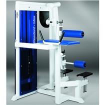 Posilovací stroj HBP S0704 - hýžďové/zádové svaly