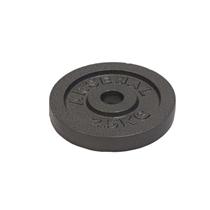 ARSENAL kotouč litinový 2,5 kg, otvor 25 mm